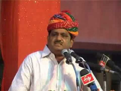 Prabhu Lal Saini Public Leader Prabhulal Saini Ji speech at Jhunjhunu Aamsabha on