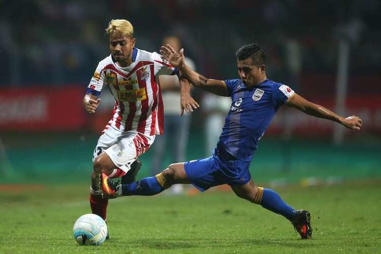 Prabir Das ISL 2016 Prabir Das The ultimate utility man