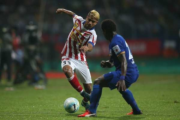 Prabir Das ISL 2016 Top Five Indian Players of the month