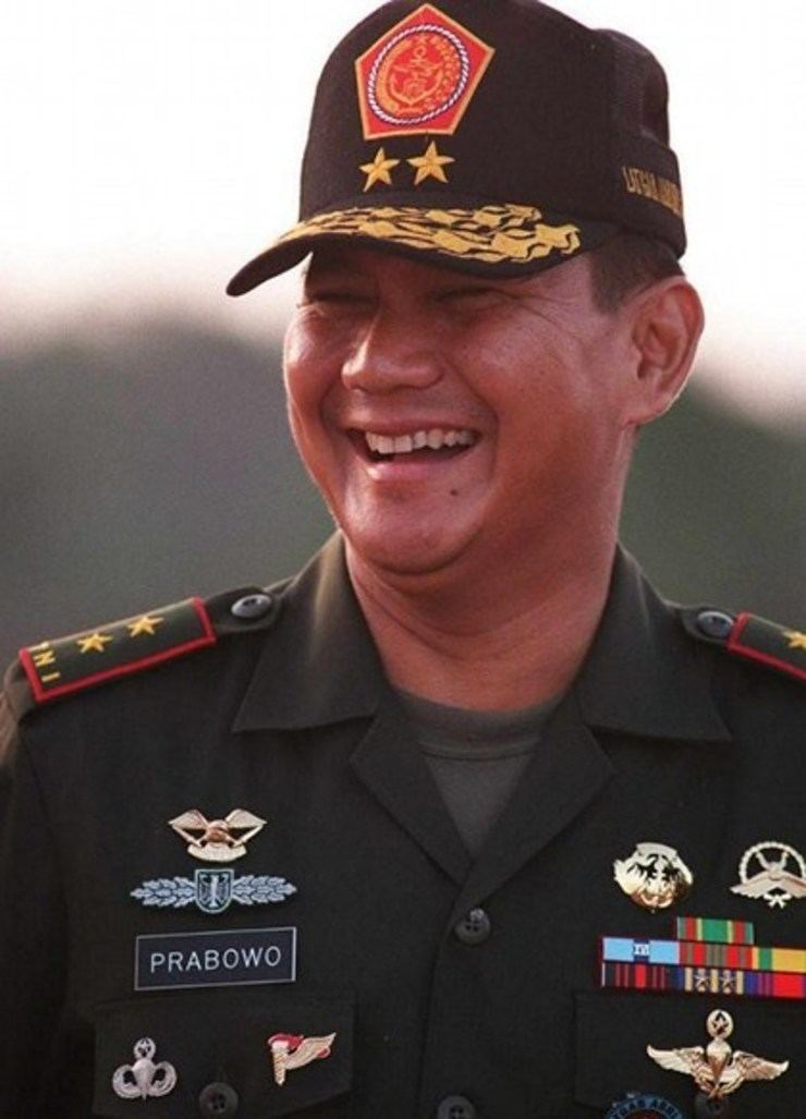 Prabowo Subianto The remaking of Prabowo
