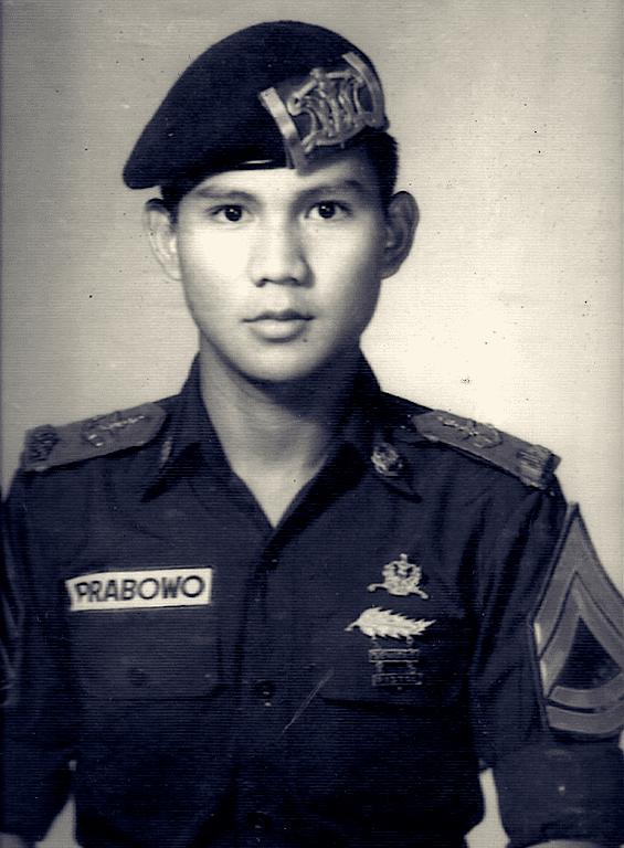 Prabowo Subianto Djojohadikusumo Letnan Jenderal Purn Prabowo Subianto Djojohadikusumo