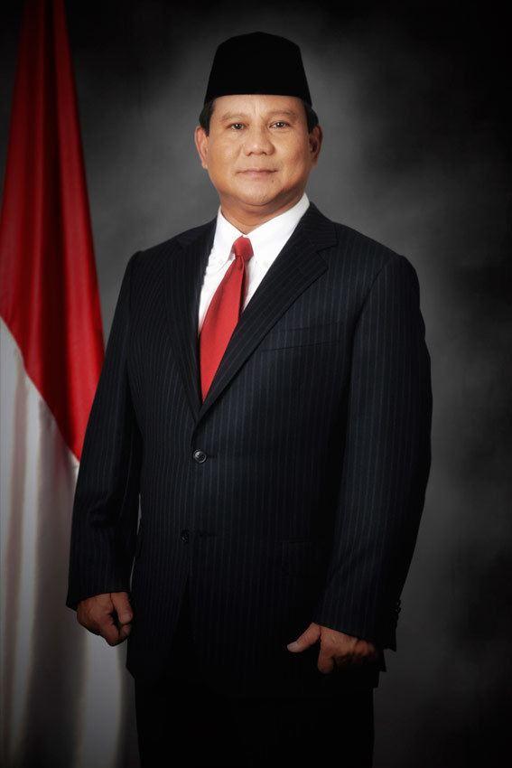 Prabowo Subianto Prabowo Subianto Indonotes