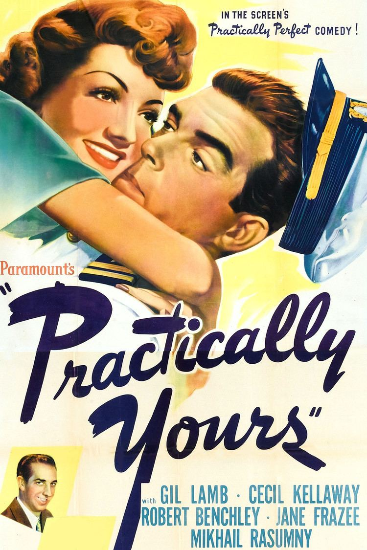 Practically Yours wwwgstaticcomtvthumbmovieposters43887p43887