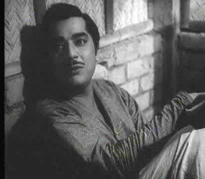 Pradeep Kumar FILMY INDIA Bina rai and Pradeep kumar Kaha Ho