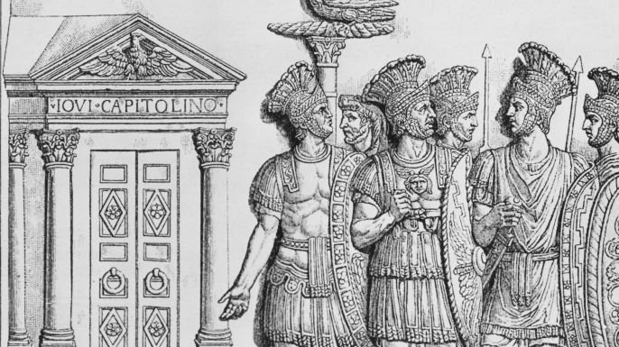 Praetorian Guard 8 Things You May Not Know About the Praetorian Guard History Lists