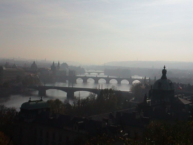 Prague in the past, History of Prague