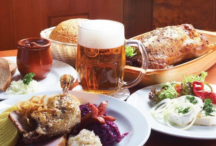 Prague Cuisine of Prague, Popular Food of Prague