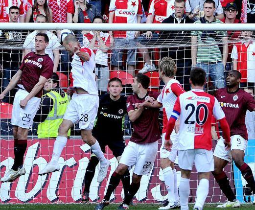 Prague derby