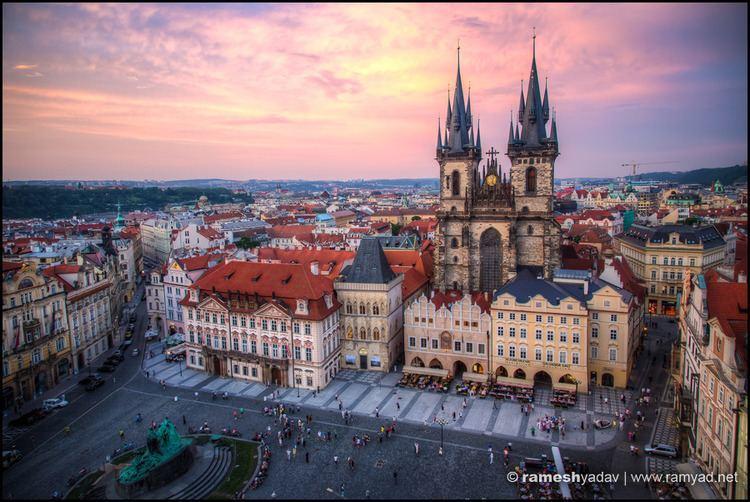 Prague Beautiful Landscapes of Prague