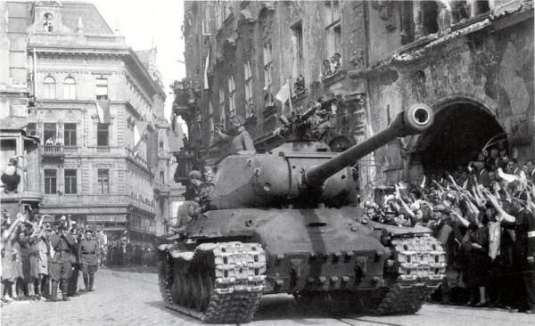 Prague Offensive The last operation is stately Russian War The Prague Offensive