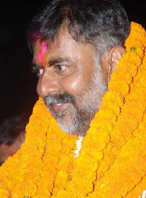 Prahlad Singh Patel BHARTIYA JANTA MAZDOOR MOURCHA quotBJMMquot photo of shri