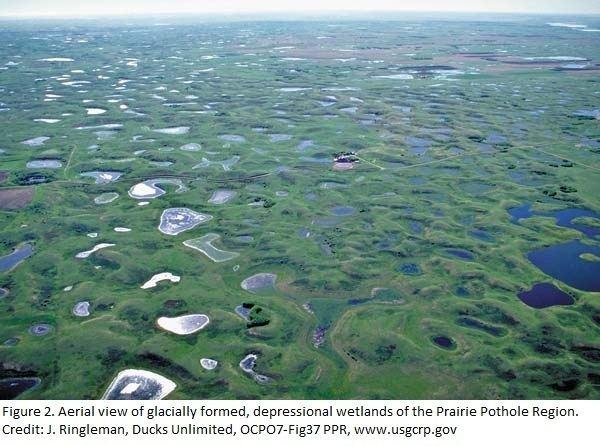 Prairie Pothole Region Prairie Pothole Wetlands and Region PPR