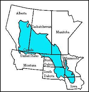 Prairie Pothole Region Prairie Pothole Region Wikipedia