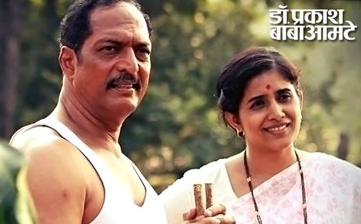 Prakash Amte Dr Prakash Baba Amte The Real Hero Movie Review Zee Talkies latest