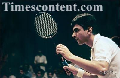 Prakash Padukone Prakash Padukone Men of Badminton