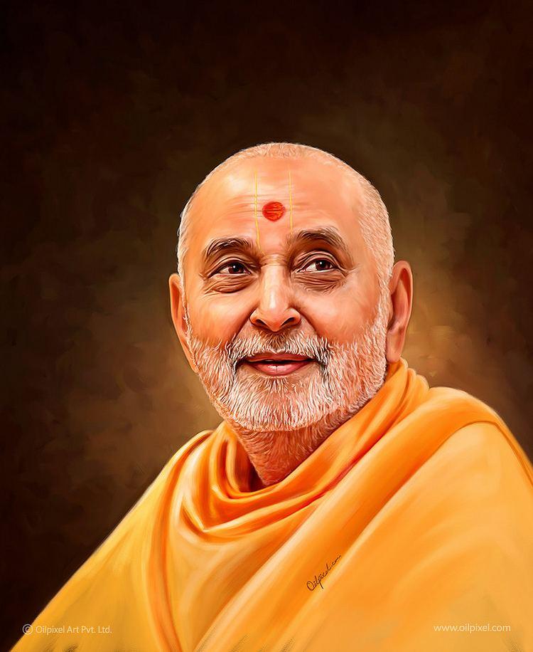 Pramukh Swami Maharaj Pramukh Swami Maharaj Painting Flickr Photo Sharing
