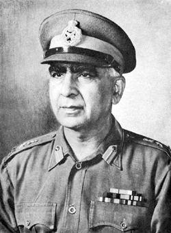 Pran Nath Thapar General Pran Nath Thapar Bharat Rakshak Indian Army Land Forces