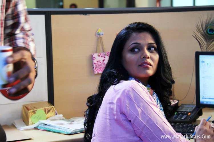 Prarthana Behere Prarthana Behere is ready with her new romantic film Tuzya Vin Mar