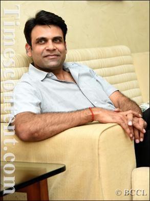 Prashant Vaidya Sports Photo Former Indian cricket bowler P