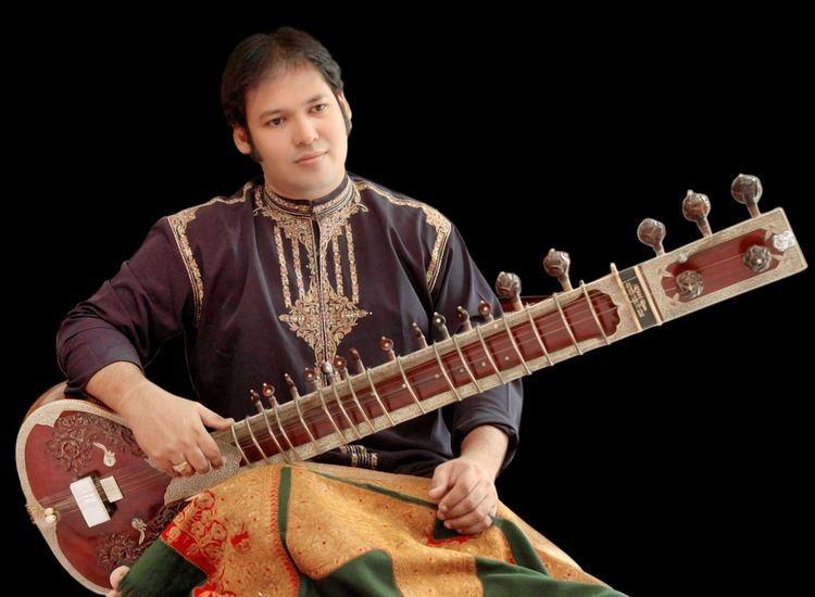 Prateek Chaudhuri Sitar Maestro Pandit Prateek Chaudhuri Apni Maati Personality