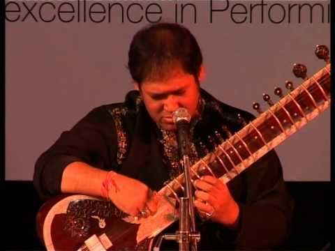 Prateek Chaudhuri A Memorable Sitar Concert by Sitar Maestro Pandit Prateek Chaudhuri