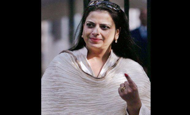Pratibha Advani Presidents daughter vs Pratibha Advani