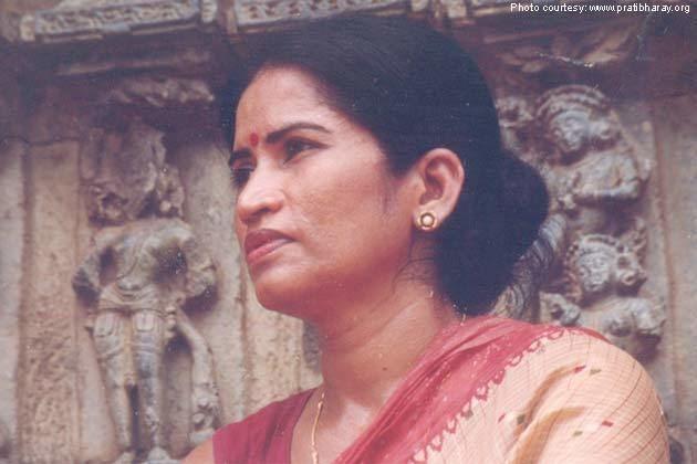 Pratibha Ray Oriya novelist Pratibha Ray wins Jnanpith Award IBNLive