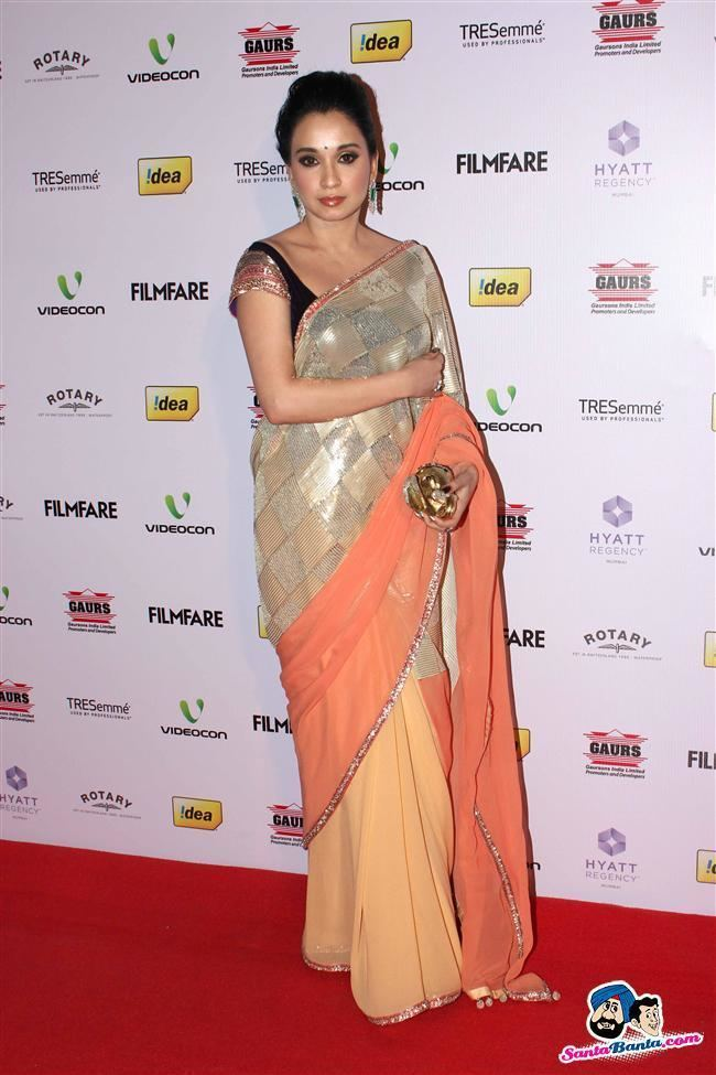 Pratibha Sinha Filmfare Award Nomination Party Pratibha Sinha Picture