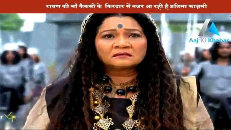 Pratima Kazmi Kaikesi an extremely strong and challenging role Pratima Kazmi