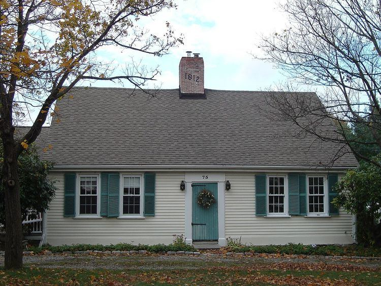 Pratt-Faxon House