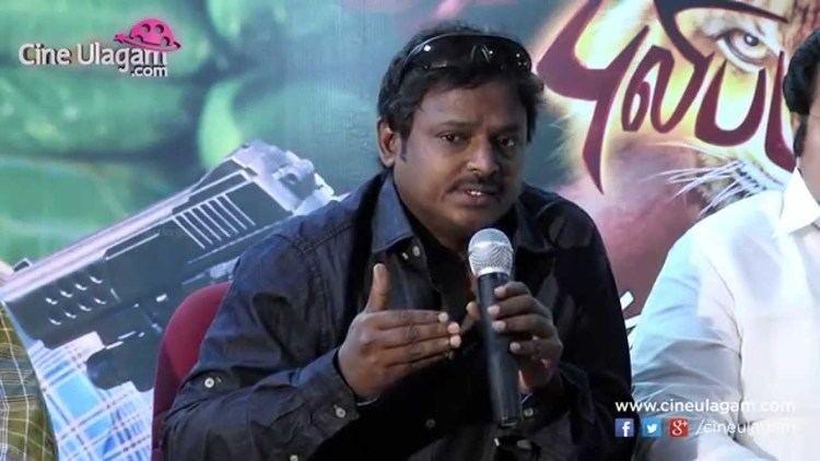 Praveen Gandhi Pulipaarvai Press Meet LTTE Leader Prabhakaran Praveen