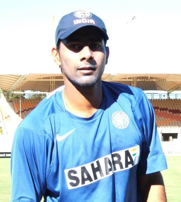 Praveen Kumar (Cricketer)