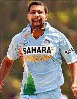 Praveen Kumar Cricket Player Praveen Kumar Profile Praveen Kumar Match