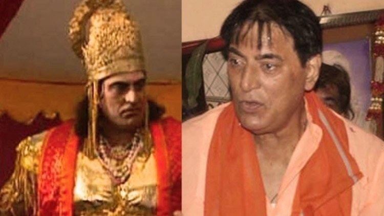 Praveen Kumar (actor) Unforgettable Bheem Praveen Kumar Sobti YouTube