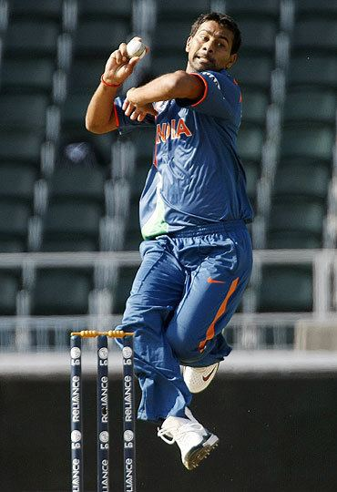 Praveen Kumar a man of few words Rediff Cricket