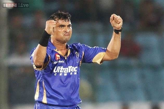 Pravin Tambe Pravin Tambe living a fairytale life with Rajasthan Royals