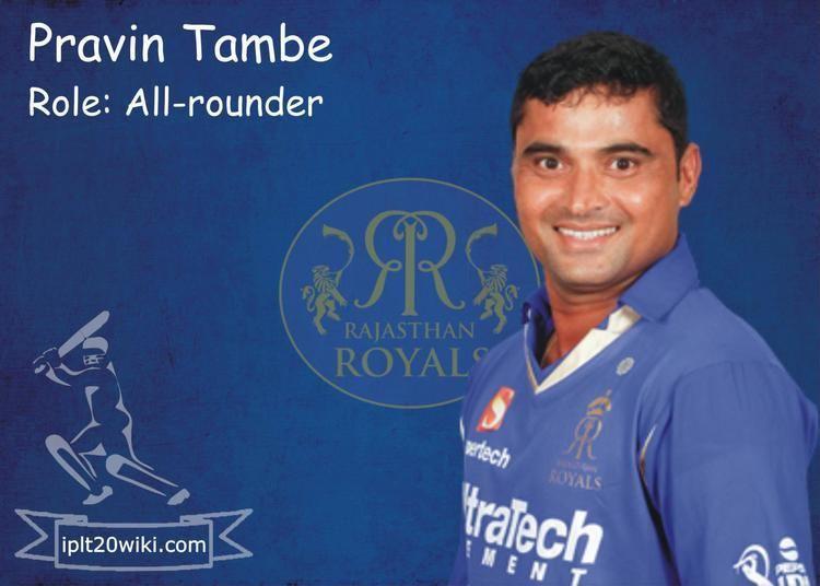 Pravin Tambe Best bowler in RR ipl team result itimes Polls