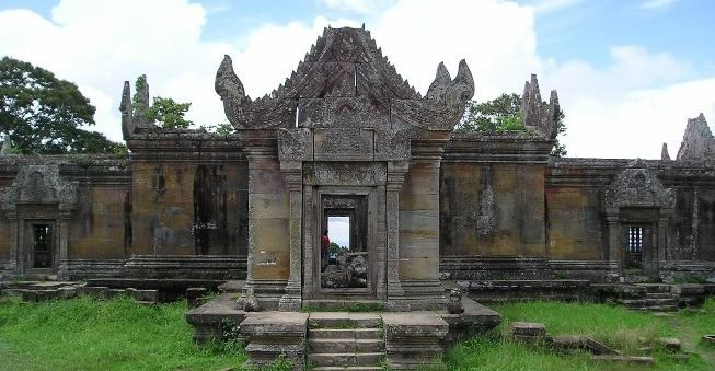 Preah Vihear Temple in the past, History of Preah Vihear Temple