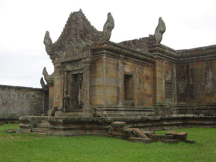 Preah Vihear Temple Preah Vihear Temple Wikipedia