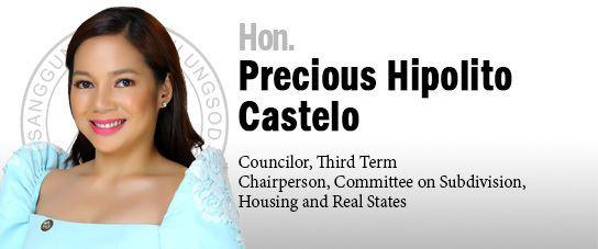Precious Hipolito Quezon City Council Sangguniang Panlungsod Lungsod Quezon