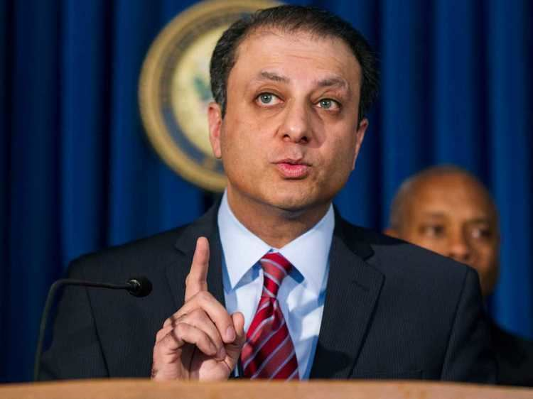 Preet Bharara Preet Bharara on JPMorgan hackers Business Insider