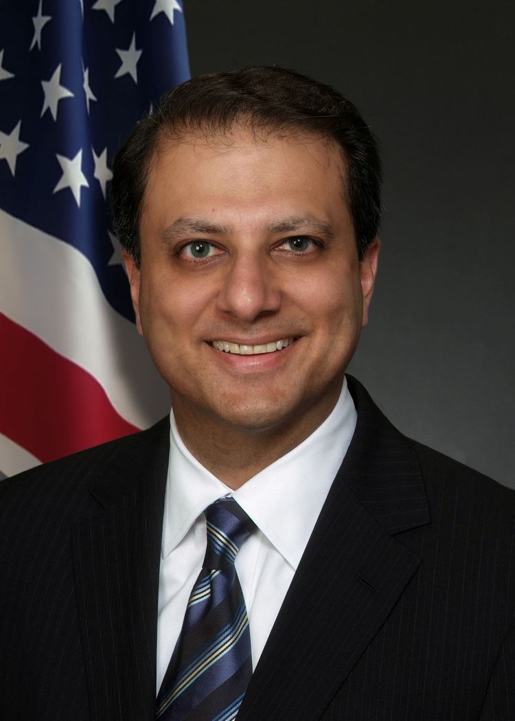 Preet Bharara Preet Bharara Wikipedia the free encyclopedia