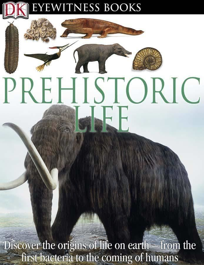 Prehistoric Life (book) t1gstaticcomimagesqtbnANd9GcSpgnGOmufb3GRKeH