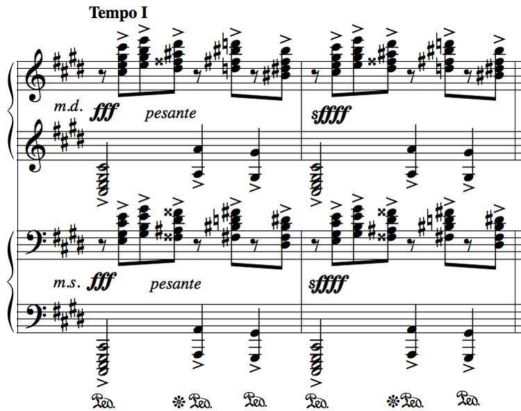 Prelude in C-sharp minor (Rachmaninoff)