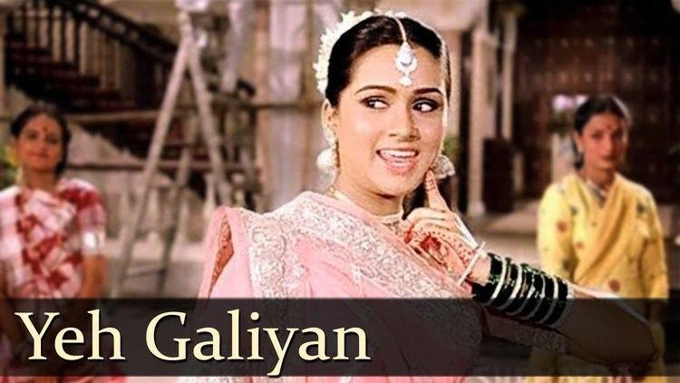 Yeh Galiyan Yeh Chaubara Padmini Kolhapure Rishi Kapoor Prem