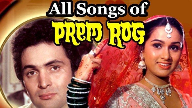 Prem Rog All Songs Rishi Kapoor Padmini Kolhapure Nanda