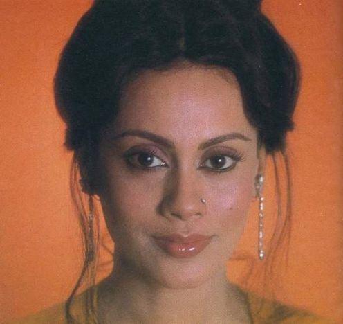 Prema Narayan Hindi Movie Actress and Dancer Prema Narayan 197039s