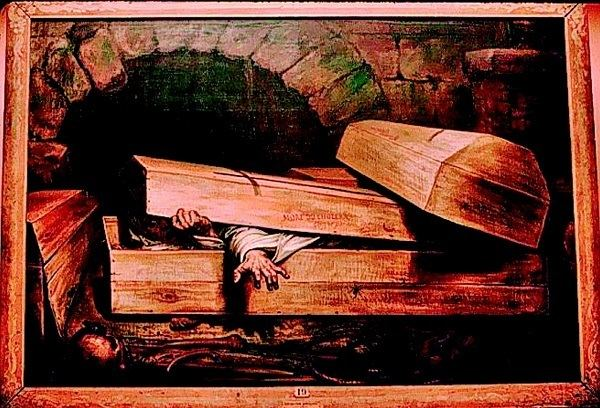 Premature burial Most Horrifying Stories of Premature Burials