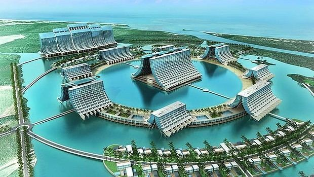 president broadwater casino