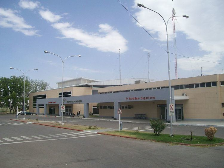 Presidente Perón International Airport